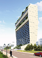 3e residential complex istanbul turkey 2012